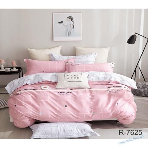 """Полуторный комплект белья """"Стиль"""" розовый"""