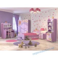 Детская мебель для девочки Cinderella сиреневая