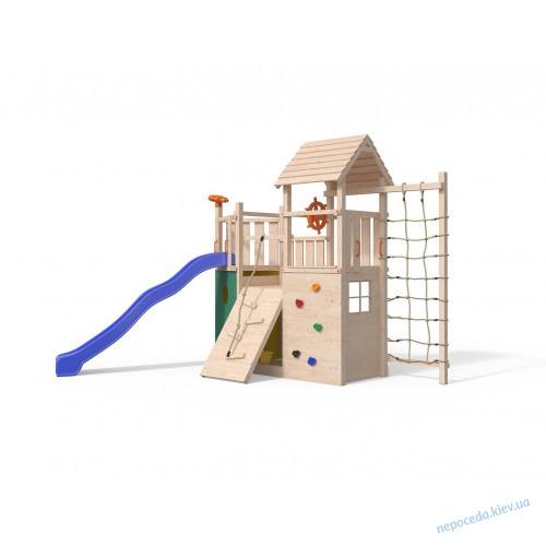 Детская игровая площадка для улицы Кораблик