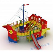 Детский комплекс Пираты для площадки
