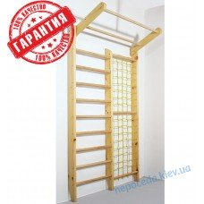 Комплекс Комбинированный Сосна (базовый) для квартиры для детей и подростков