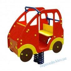 Качалка на пружине «Машинка»  DIO113