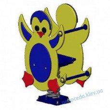 Качели на пружине Пингвин DIO-103