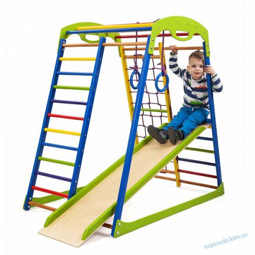 Дитячий спортивний комплекс для дому sportwood
