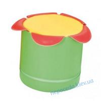 Детский модульный стульчик Цветочек