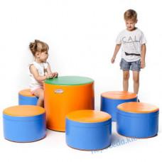 Комплект дитячої модульних меблів Мрія