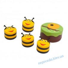 Дитячий модульний набір меблів Бджілка