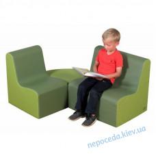 Детский модульный набор кресло-диван