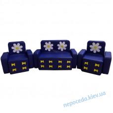 Детский набор мебели Ромашка (без стола)