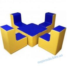 Детский набор мягкой мебели Квартет