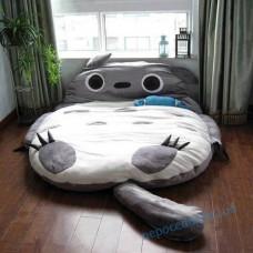 Дитяча м'яке ліжко іграшка ТОТОРО