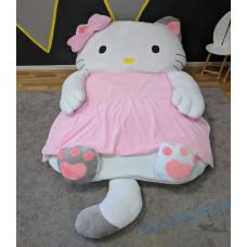 Дитяча м'яке ліжко матрац Іграшка Кіті S