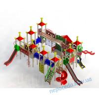 Игровой Комплекс Бастион друзей на детскую площадку