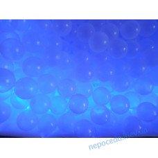 Шарики для наполнения сухого бассейна с подсветкой