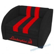 Дитяче крісло-ліжко Smart чорне
