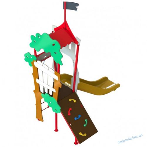 DIO 761 малогабаритный игровой комплекс для малышей Дубок