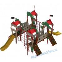 Башня спортивно игровая Дубок-4