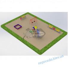 Детская площадка PG12