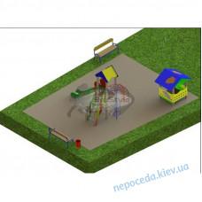 Детская площадка PG14