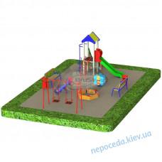 Детская площадка PG16