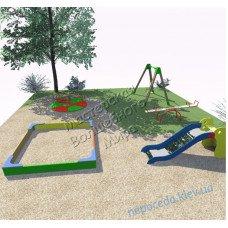 Детская игровая площадка Проект 1