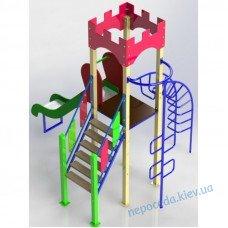 Дитячий ігровий комплекс «Тевтонці лайт»
