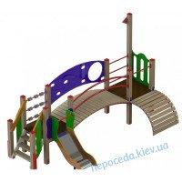 """Детская площадка для малышей """"Леонардо"""""""