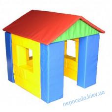 Дитячий модульний конструктор Будиночок