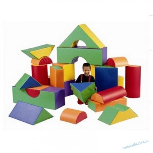 Детский модульный конструктор Блок-3