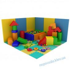 Детская игровая комната Проект №2