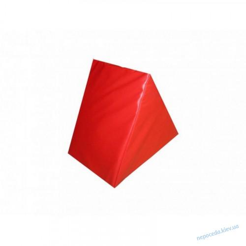 Модуль Треугольник наборной 30х30х30 см из кожзама