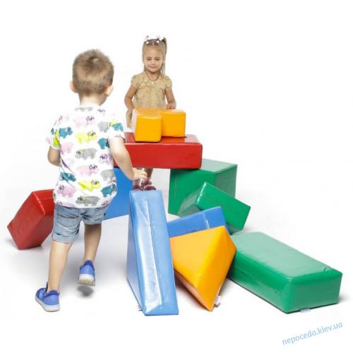 Конструктор из модулей Строитель 8 для детей