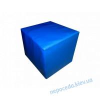 Кубик наборной 25х25х25 см в кожзаме