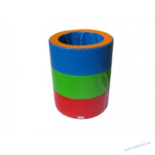 Перекатиполе игровые мягкие модули для детей KIDIGO