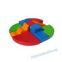 Игровые мягкие конструкторы набор KIDIGO Девятка