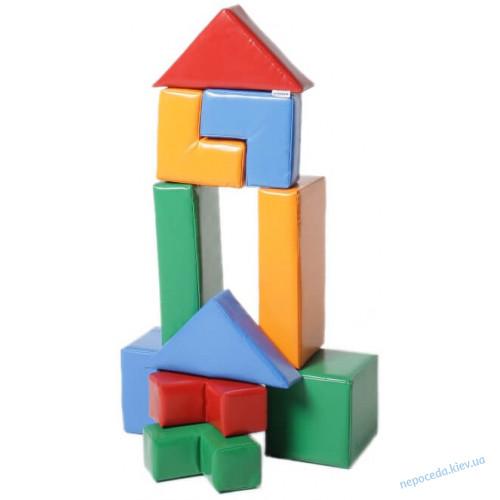 Конструктор мягкий «Строитель - 8 Мини» для детей