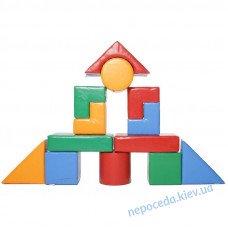 Детские игровые модули Конструктор-строитель 6