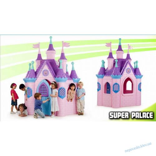 """Домик крепость для детей """"Мега Замок"""""""
