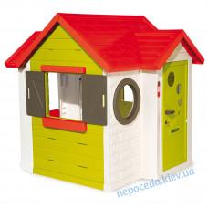 Ігровий будиночок для дітей з дзвінком і ключем