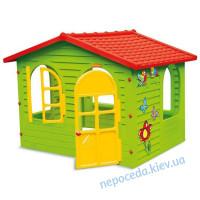 Домик игровой XL из пластика детский Лесной