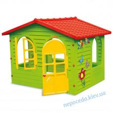 Будиночок ігровий XL з пластика дитячого Лїсовий