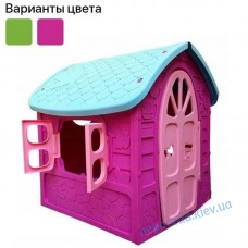 Детский игровой домик Dorex для девочки (розовый)