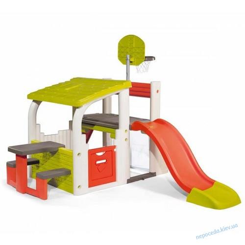 Дитячий ігровий комплекс Fun Center пластиковий smoby