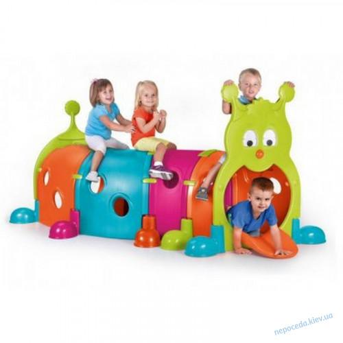 Гусениця - дитячий ігровий комплекс у вигляді тунелю