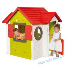 Ігровий будиночок Smoby 810402 My House з замком і дзвінком