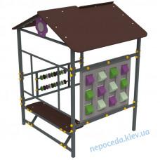 Детский домик Пиксель