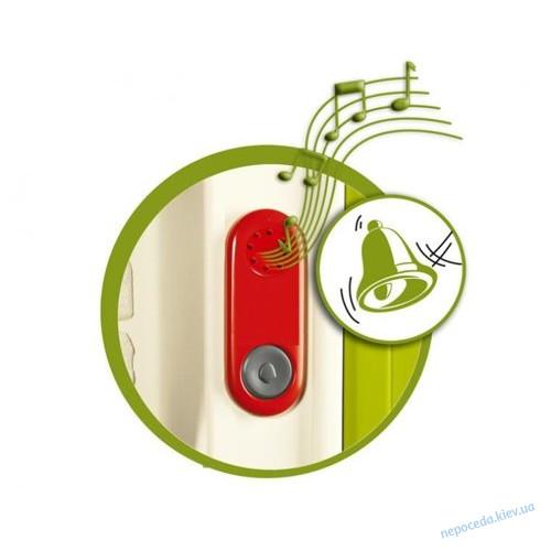 Игровой домик для детей со звонком и ключом