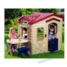 """Игровой домик для детей из пластика """"Пикник"""""""