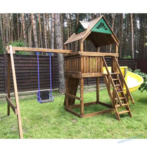 Детская площадка для дачи Забава-13