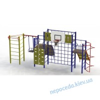 """Гимнастический комплекс для улицы """"Акробат-2"""""""